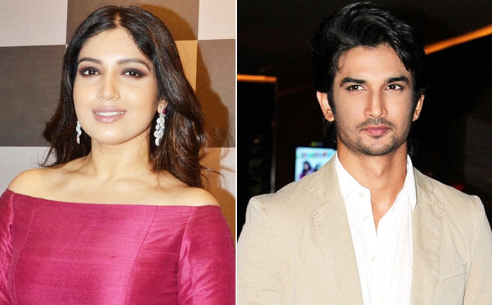 Sushant Singh Rajput & Bhumi Pednekar To Start Shooting For Sone Chidaiya From January'18