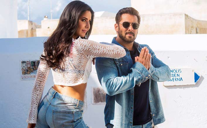 Swag Se Swagat Song Was A Big Party For Salman Khan & Katrina Kaif