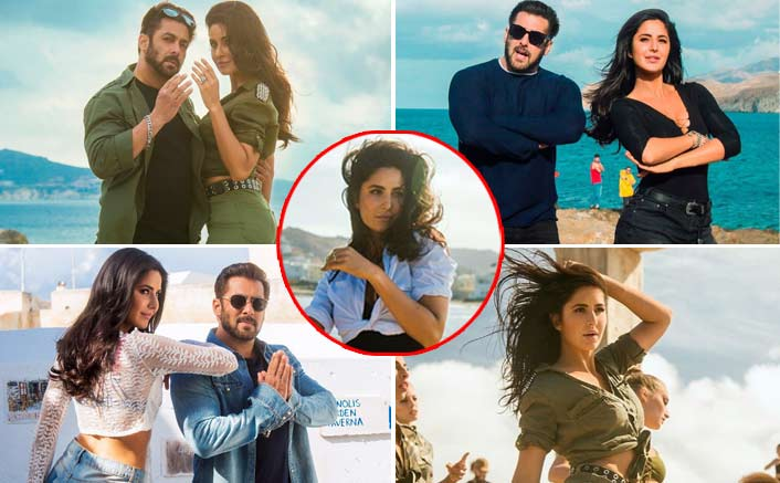 Katrina Kaif's military connection in 'Tiger Zinda Hai'