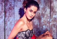 Taapsee trolled for wearing short dress, replies strongly