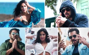 Salman Khan & Katrina Kaif SWAG UP Tiger Zinda Hai's Song Swag Se Swagat