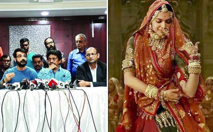 Tollywood to observe 15-minute blackout against Padmavati protests