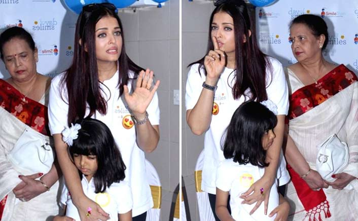 Video: Aishwarya Rai Bachchan Left Teary-Eyed After Media Misbehaves