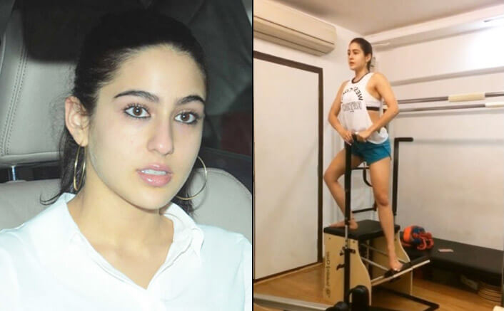 Video: Sara Ali Khan Is LITERALLY Giving Us Some Serious Fitness Goals!