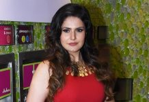 Zareen Khan WAS NOT Molested, She Shouted At The Sponsors Claims A Source