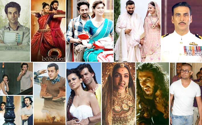 2017 In-Year; From Shah Rukh Khan To Baahubali 2: 5 Good & 5 Bad News Of Bollywood