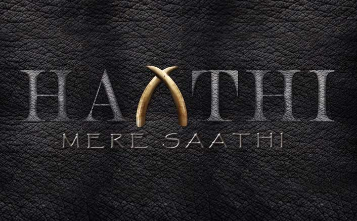 Rana Daggubati Gifts Us The Logo Of Haathi Mere Saathi On His Birthday