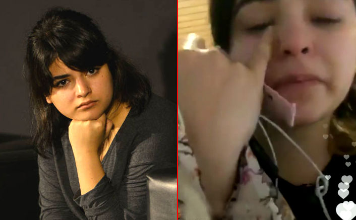 Actress Zaira Wasim complains of in-flight molestation