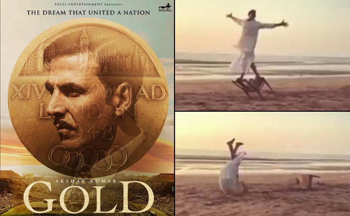 Akshay Kumar wraps shooting for 'Gold'