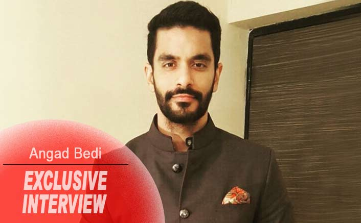 Angad Bedi Exclusive: I Have Formed A Very Special Bond With Salman Khan