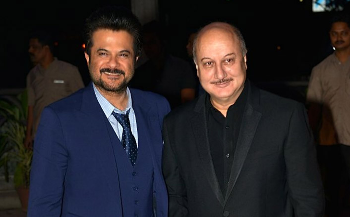 Anil's career wouldn't be same without Anupam's support