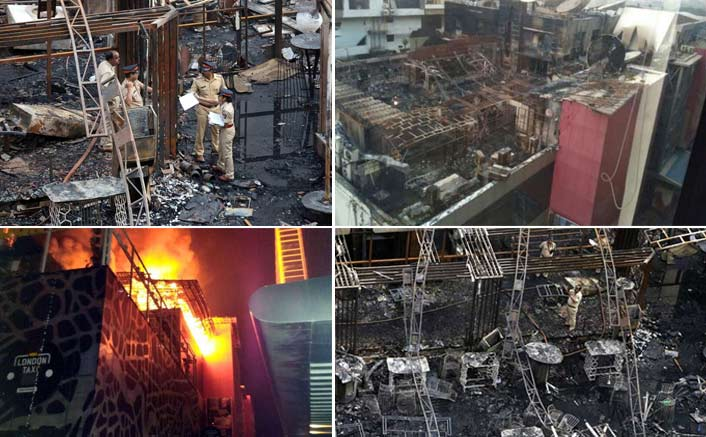 B-Town sad, shocked over Mumbai pub fire