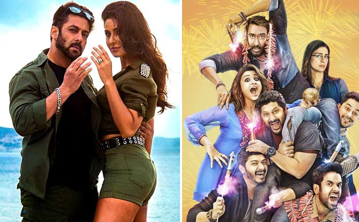Baabubali 2, Tiger Zinda Hai and Golmaal Again make 2017 a much better year than 2016 - The COMPLETE Bollywood report