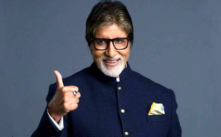 Big B completes 'harsh schedule' of 'Thugs...'