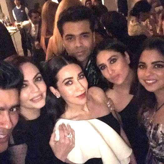 Check Out The 10 Best Bollywood Selfies Of 2017