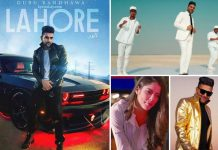 Check Out Guru Randhawa's NEW Single Lahore!