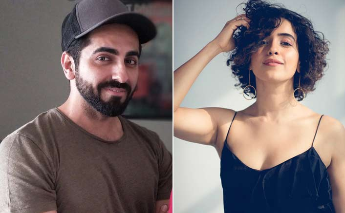 Sanya Malhotra on working with Ayushmann Khurrana