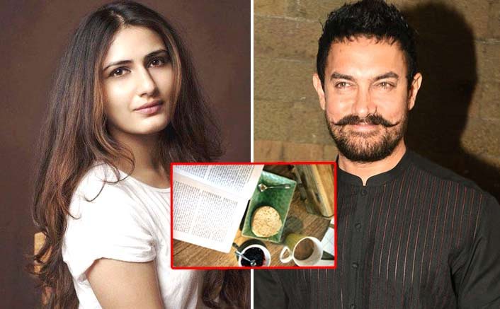 Is Fatima Sana Shaikh Prepping For Her Role In Aamir Khan's Dream Project On Mahabharata?