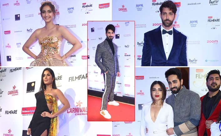 Filmfare Glamour & Style Awards Winners List: Deepika Padukone Takes The Most Glamorous Star, Shahid Kapoor Gets