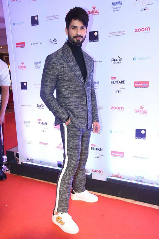 Most Stylish Star Of The Year: Shahid Kapoor