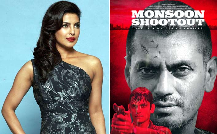 India's first interactive trailer- Monsoon Shootout launched by Priyanka Chopra