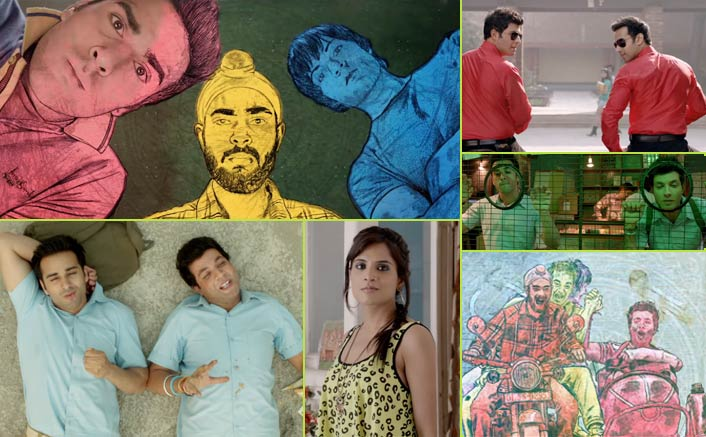 Here's a throwback to 'Fukrey' just before 'Fukrey Returns' releases