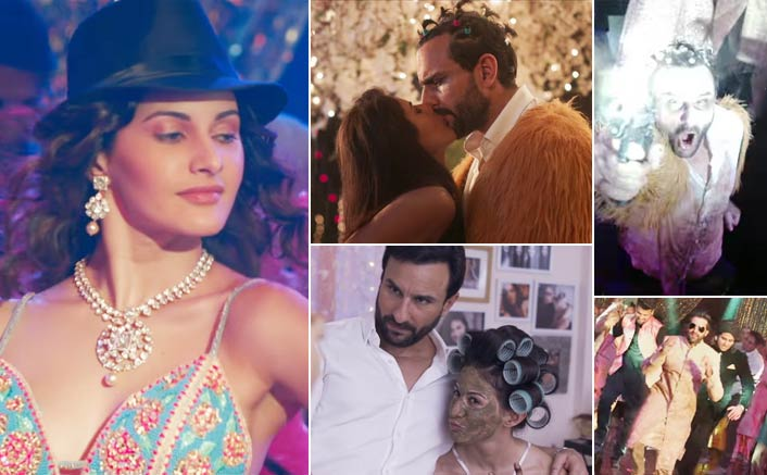 Kaalakaandi song is twisted version of Kaala Doreya, check this below