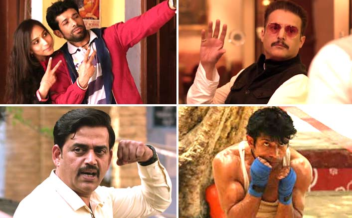 Listen To The Trippy Song Paintra From Mukkabaaz