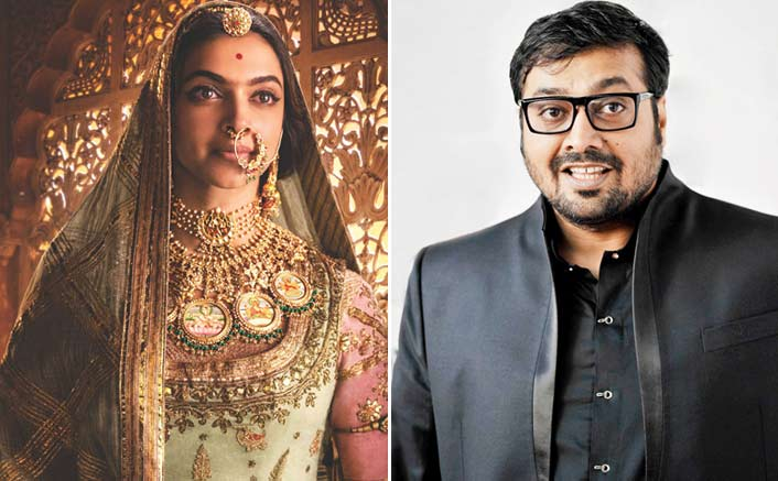 My opinion will not solve 'Padmavati' issue: Anurag Kashyap