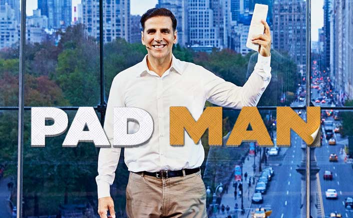 Padman Poster: Akshay Kumar Looks Fresh As The New Fallen Snow