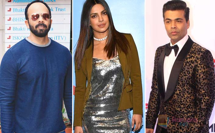 Priyanka Chopra To Be The First Guest On Rohit Shetty, Karan Johar's TV Show