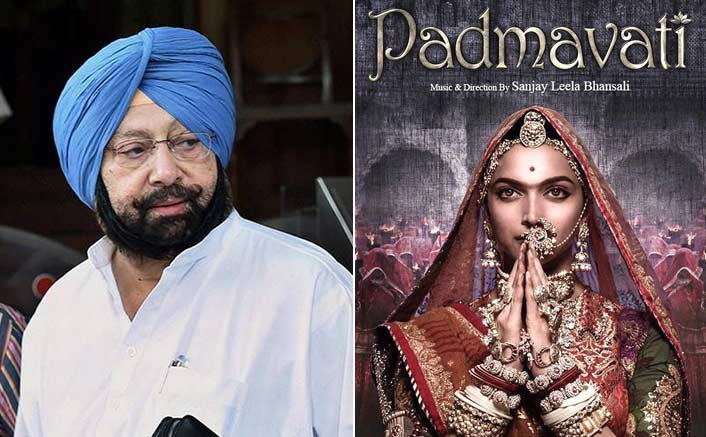 Punjab not to ban screening of 'Padmavati': Amarinder