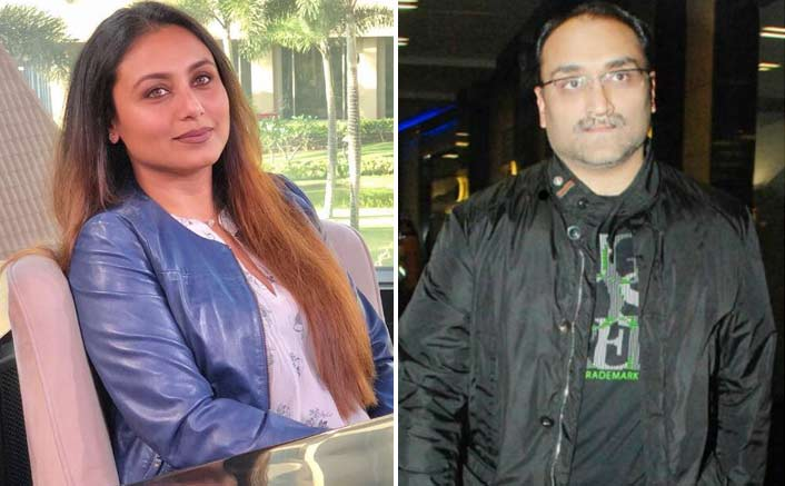 Rani Mukherji: Aditya Chopra Won't Mind Me Romancing Younger Actors