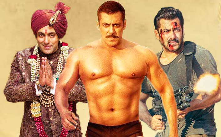 Salman Khan's Highest Opening Weekend Collection