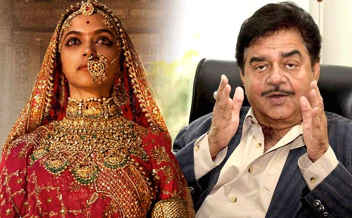 Shatrughan Sinha Gets Felicitated By Karni Sena For Opposing Padmavati