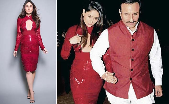 SMOKING HOT!! Kareena Kapoor Khan Will Make Your Jaw Drop In This Dress
