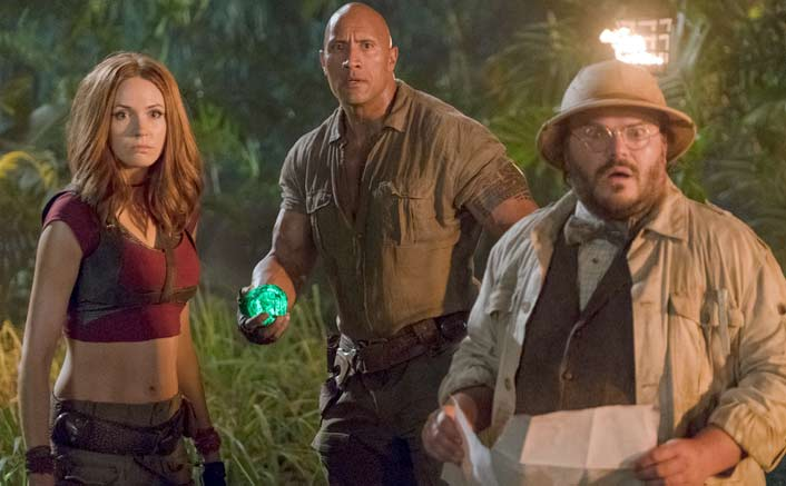 Sony Pictures Entertainment India rings in 2018 on a winning note with 'Jumanji: Welcome to the Jungle' !