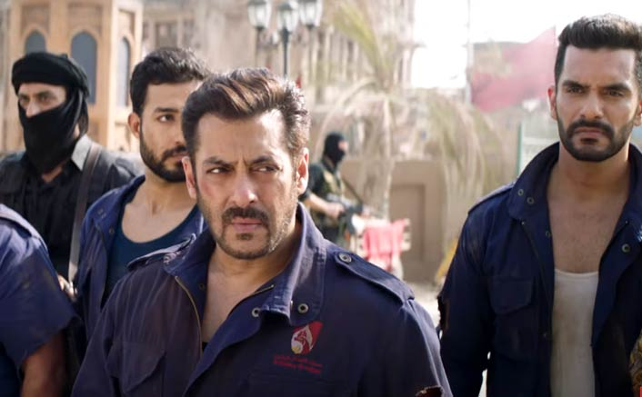 Salman Khan's Tiger Zinda Hai Is Tabahi Machaoing At The Overseas Box Office