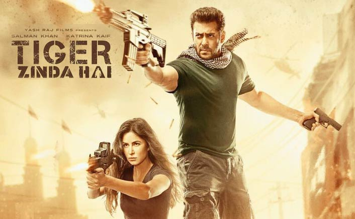 Tiger Zinda Hai New Poster: Salman Khan & Katrina Kaif Are Here To Kill Your Monday Blues