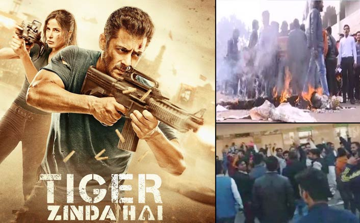 Valmiki community protests screening of Salman's 'Tiger Zinda Hai' in Rajasthan