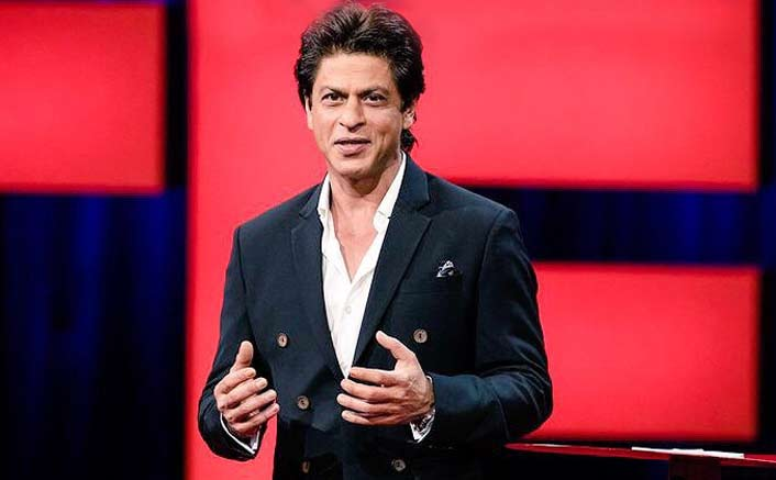 Video! Shah Rukh Khan Launches The Promo Of His Show TED Talks India