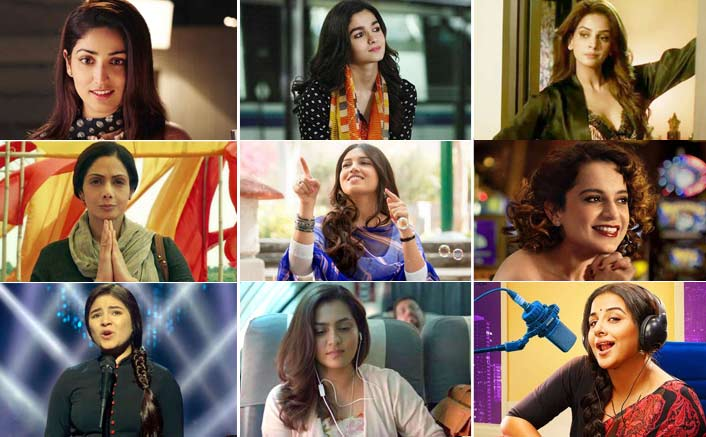 From Vidya Balan To Alia Bhatt: These Actresses Made Our 2017 Special