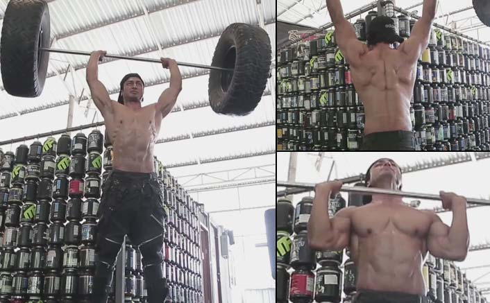 Vidyut Jammwal stuns us with his latest weightlifting video!