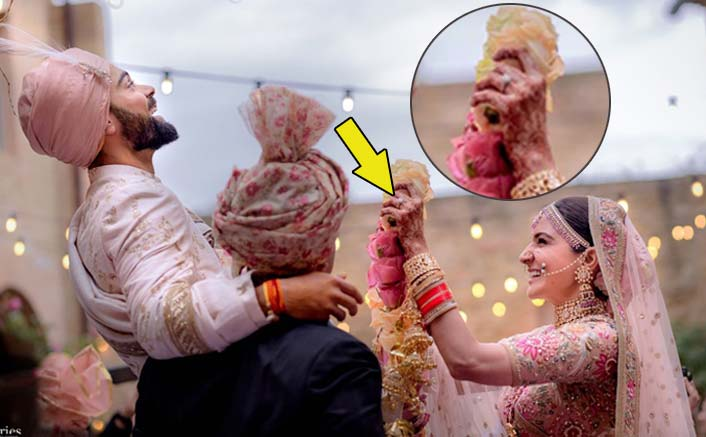 Virat Kohli Spent 3 Months Looking For The Perfect Wedding Ring For Anushka Sharma