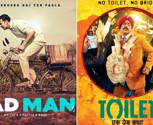 Vote! Padman Or Toilet: Ek Prem Katha-Which Trailer You Loved The Most?