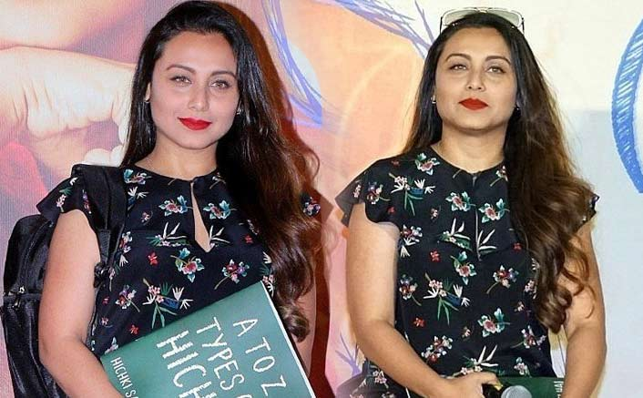 Want Adira to lead a normal upbringing: Rani Mukerji