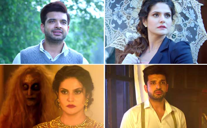 WATCH NOW!! Nerve-Wrecking Trailer Of Karan Kundrra & Zareen Khan Starrer '1921'
