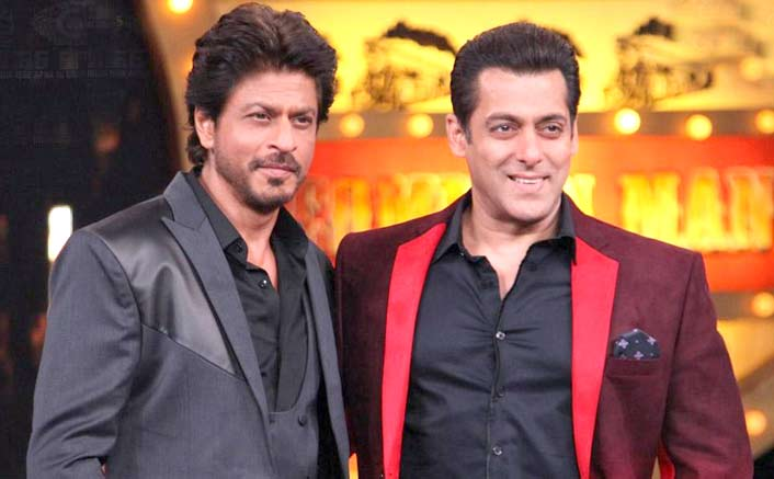 WOW! Here's How Shah Rukh Khan Wished Salman For his Birthday!