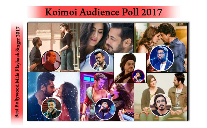 Koimoi Audience Poll: Vote For Your Favourite Playback Singer (Male) 2017