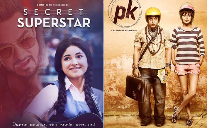 Zaira Wasim's Secret Superstar breaks a Dangal record; Wins three Filmfare awards